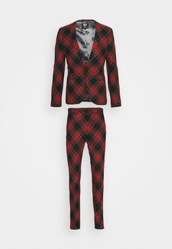 Twisted Tailor - AWLESTON SUIT - Garnitur - red