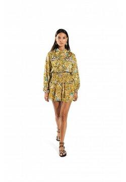 Jacky Luxury - MET BLOEMENPRINT - Overhemdblouse - flower print