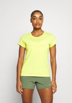 Peak Performance - ORIGINAL TEE - T-Shirt print - citrine