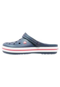Crocs - CROCBAND UNISEX - Puukengät - blau