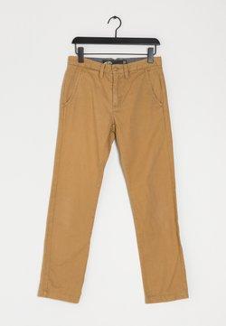 Vans - Broek - brown