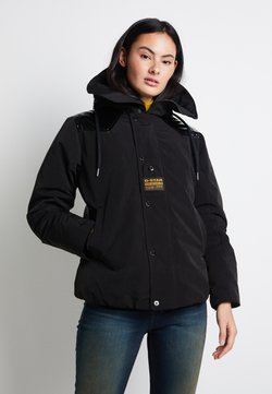 G-Star - TECH PDD HDD MID JKT WMN - Winterjacke - dk black