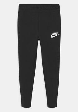 Nike Sportswear - CLUB - Verryttelyhousut - black/white