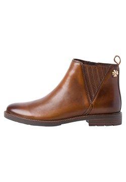 Marco Tozzi - CHELSEA  - Ankle Boot - cognac antic