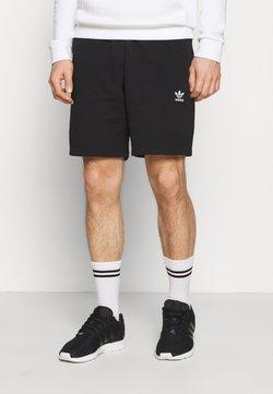 adidas Originals - ESSENTIAL UNISEX - Shortsit - black