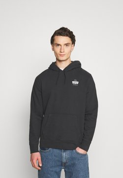 Levi's® - GRAPHIC HOODIE UNISEX - Sweat à capuche - jet black