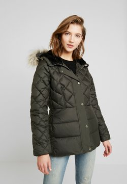 G-Star - WHISTLER TAILORED - Daunenjacke - asfalt