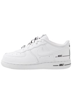 Nike Sportswear - FORCE 1  - Baskets basses - white/black/white