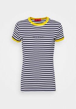 MAX&Co. - DALMATA - T-Shirt print - navy blue