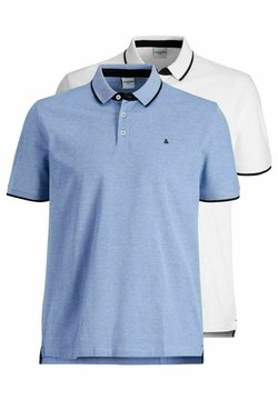 Jack & Jones - JJEPAULOS 2 PACK - Poloshirt - bright cobalt