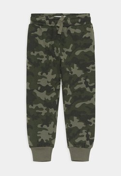 Cotton On - MARLO TRACKPANT - Verryttelyhousut - khaki