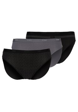 DIM - POCKET 3 PACK - Slip - black