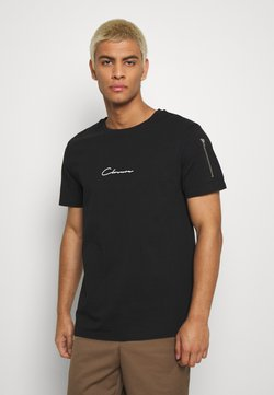 CLOSURE London - UTILITY TEE - T-shirt print - black