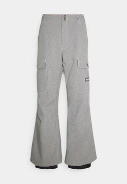 DC Shoes - CODE PANT - Pantaloni da neve - frost gray