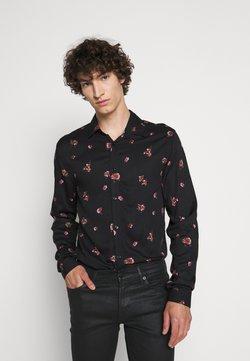 The Kooples - CHEMISE - Camisa - black/pink