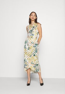 Never Fully Dressed - SLEEVELESS ZSA ZSA DRESS - Maxi-jurk - green multi