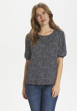 Saint Tropez - T-shirt con stampa - blue rain drops
