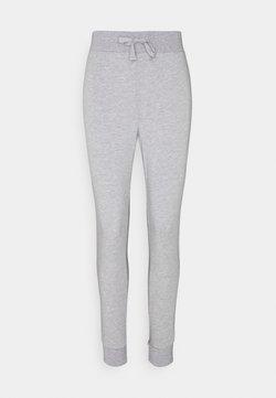 Even&Odd - Lightweight slim fit joggers - Jogginghose - mottled light grey