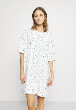Monki - TOONIE - Nachthemd - white light
