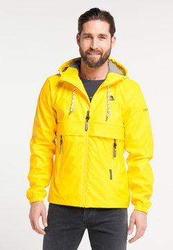 Schmuddelwedda - Regenjacke / wasserabweisende Jacke - yellow