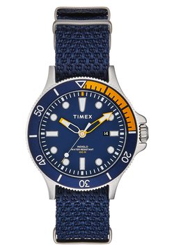 Timex - ALLIED COASTLINE 43 mm - Montre - blue/yellow