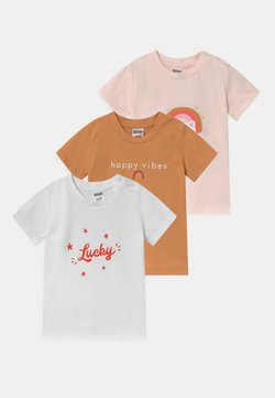 Cotton On - JAMIE 3 PACK - T-shirt print - multi-coloured