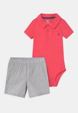 Carter's - SET - Shorts - red