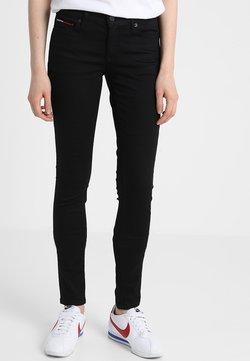 Tommy Jeans - Jeans Skinny Fit - dana black