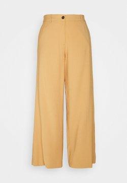 Soyaconcept - GLENNA  - Spodnie materiałowe - biscuit