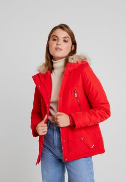 Vero Moda - VMAGNES BREEZE - Parka - chinese red