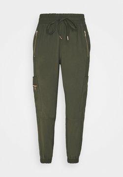 Marks & Spencer London - SOFT UTILITY - Jogginghose - khaki
