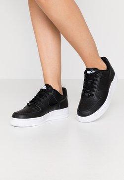 Nike Sportswear - AIR FORCE 1 - Sneaker low - black/white