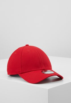 New Era - BASIC FORTY - Lippalakki - scarlet/whte
