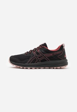 ASICS - SCOUT - Zapatillas de trail running - black/dried rose