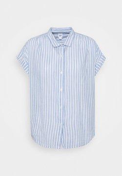 Gap Tall - DRAPEY - T-Shirt print - blue stripe