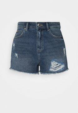 ONLY - ONLKELLY LIFE - Shorts di jeans - medium blue denim