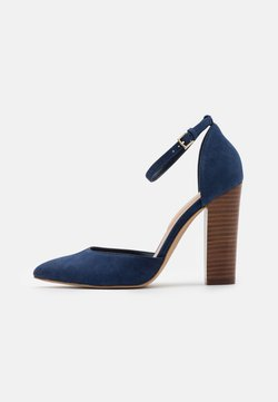 ALDO - NICHOLESD - High Heel Pumps - navy