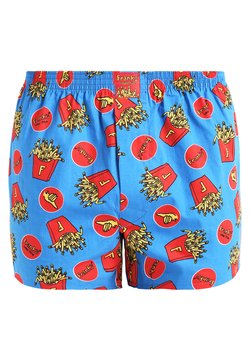 Lousy Livin Underwear - FRANK FRIES - Boxershorts - directoire blue