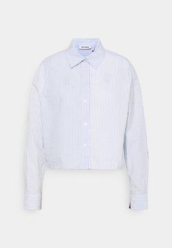 Weekday - GWEN  - Skjorta - blue/white