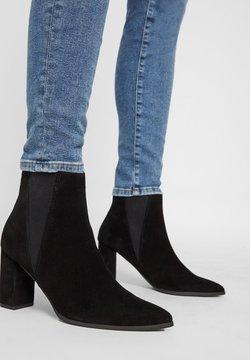 Bianco - High Heel Stiefelette - black