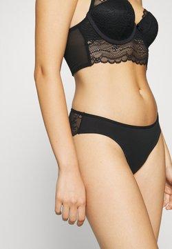 Hunkemöller - BRASILIAN - Underkläder - black