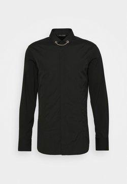 Neil Barrett - TUXEDO FLAT NECKLAC - Overhemd - black