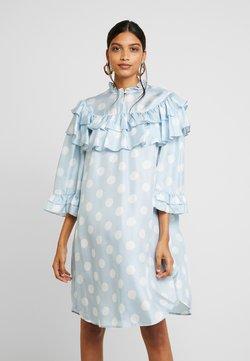 Stella Nova - KANZA - Day dress - light blue/white