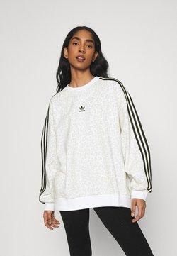 adidas Originals - CREW - Sweatshirt - multco/white/talc