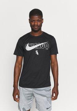 Nike Performance - CHICAGO WHITE SOX CITY LEGEND - Vereinsmannschaften - black