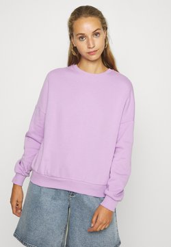 Even&Odd - Oversized Sweatshirt - Sweater - lilac