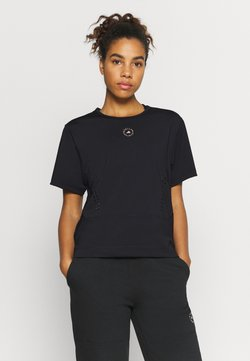 adidas by Stella McCartney - Funktionsshirt - black