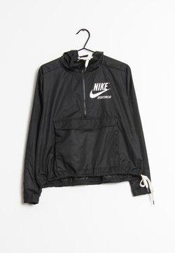Nike Sportswear - Windbreaker - black