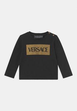 Versace - UNISEX - Camiseta de manga larga - nero/oro