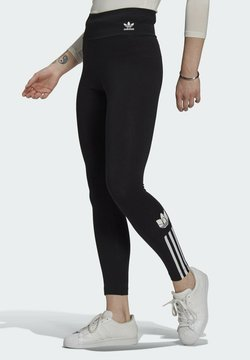 adidas Originals - Legginsy - black